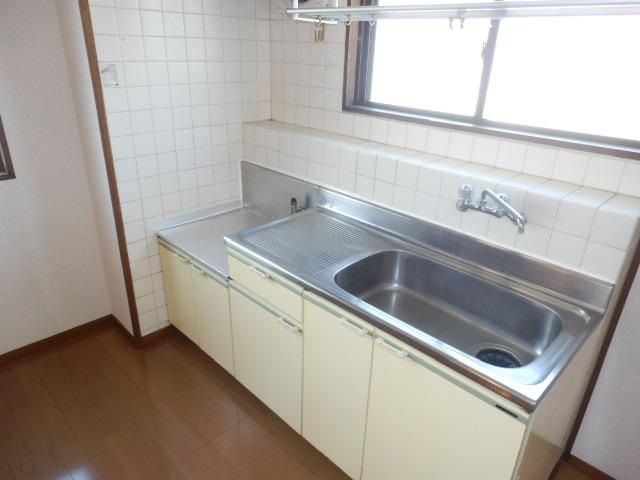 コーポ玉川 403号室のキッチン