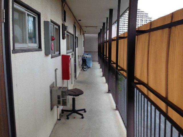 第二秋元荘 102号室のその他共有