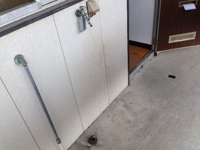 第二秋元荘 102号室の設備