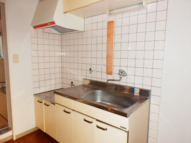 ドエルタカハシ 103号室のキッチン