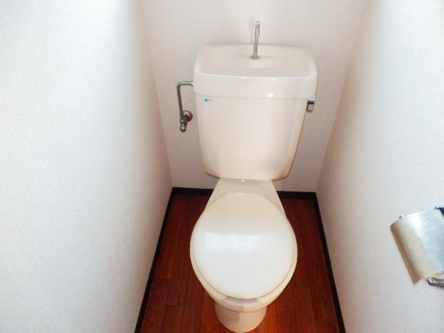 ドエルタカハシ 103号室のトイレ