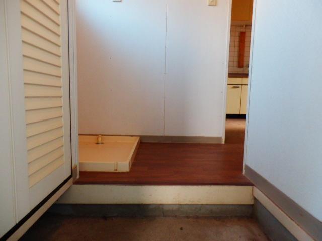 ドエルタカハシ 103号室の玄関
