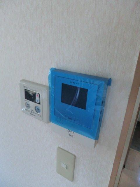 平田荘 202号室のセキュリティ