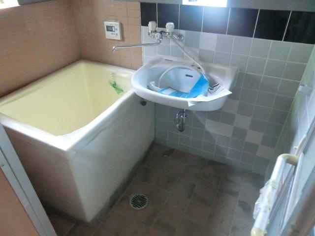 平田荘 202号室の風呂