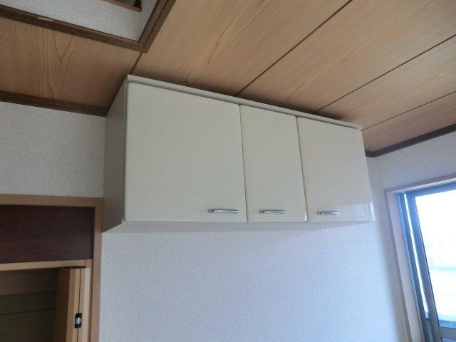 平田荘 202号室の収納