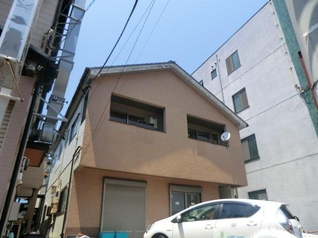 平田荘 202号室の外観