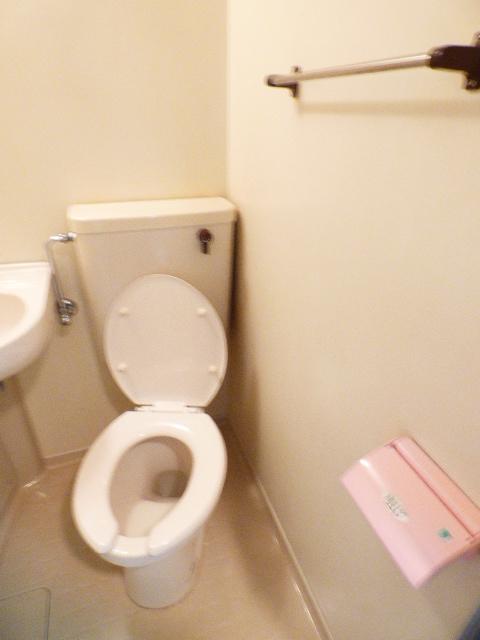 大久保ハイム 411号室のトイレ