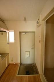 持田学園ビル 202号室の玄関