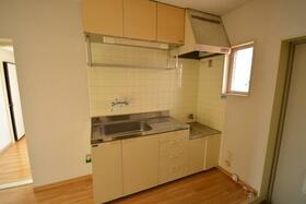 持田学園ビル 202号室のキッチン