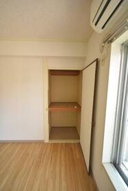持田学園ビル 202号室の収納