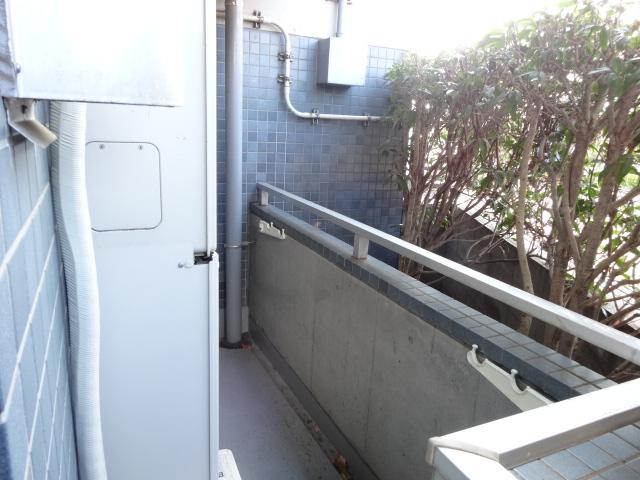CASSIAたまプラーザ 407号室のバルコニー