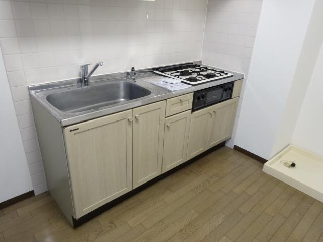 CASSIAたまプラーザ 407号室のキッチン