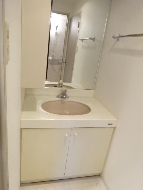 CASSIAたまプラーザ 407号室の洗面所