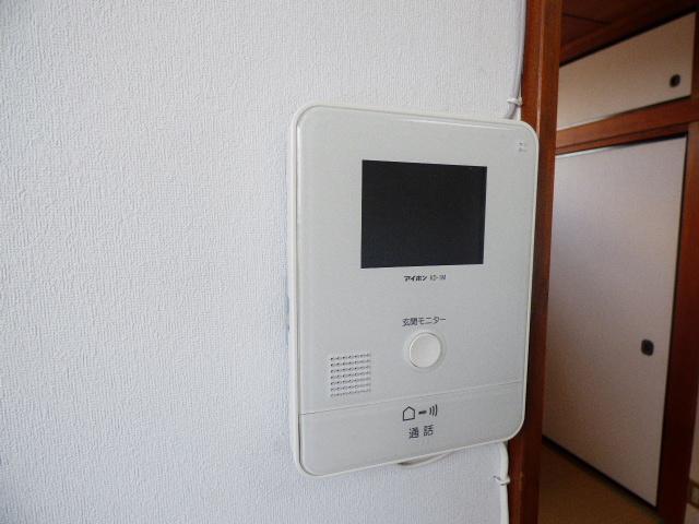 メゾンラビット 201号室のセキュリティ