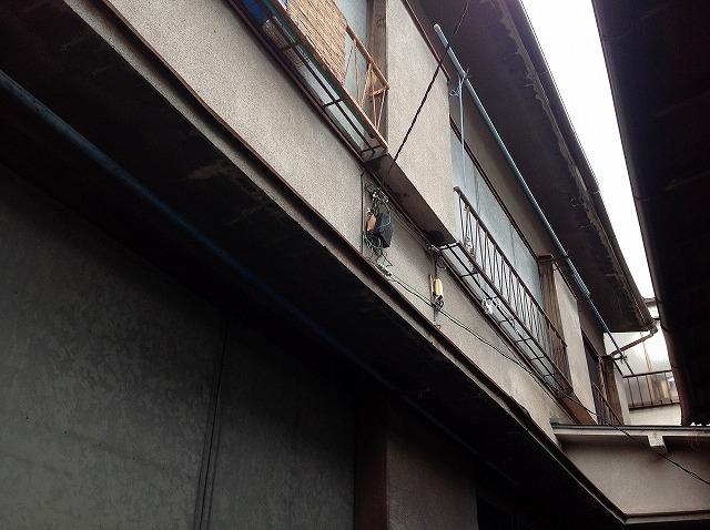 第二加藤荘の外観