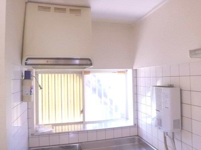 コーポトムラ 101号室の収納
