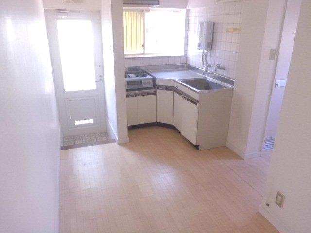 コーポトムラ 101号室のキッチン