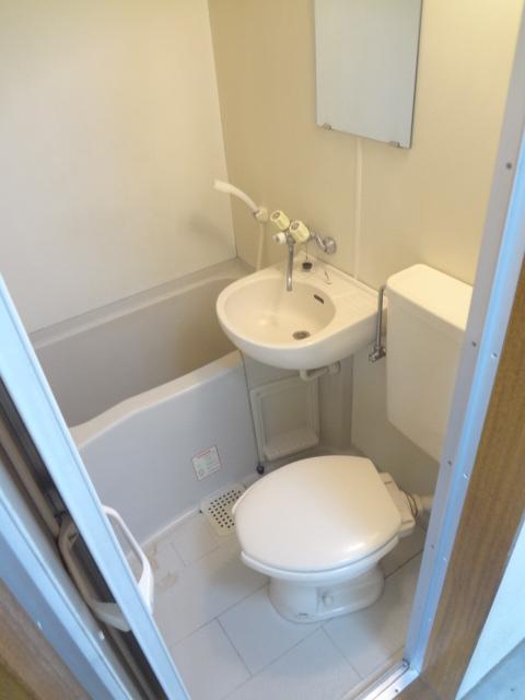 パレスフィールド西船 302号室の風呂