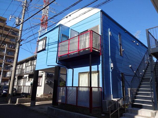 佐々木アパートメントハウス外観写真