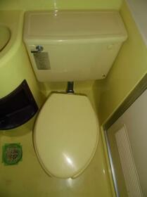ジュネパレス津田沼第20 0106号室のトイレ