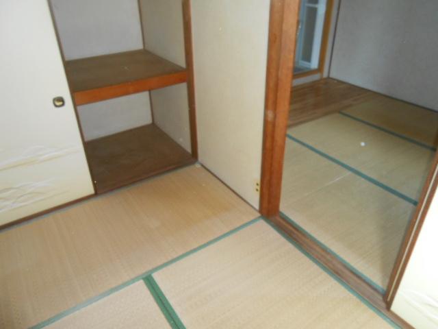 上中荘 17号室の風呂
