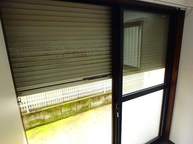 ドールハウス B101号室のセキュリティ