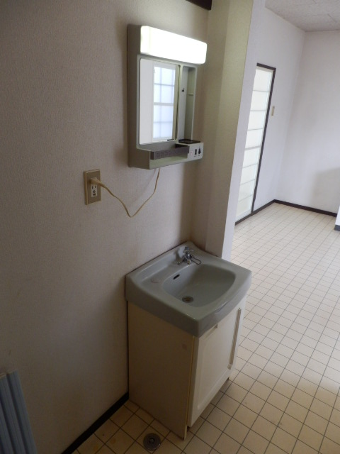 パナハイツ船橋 103号室の洗面所