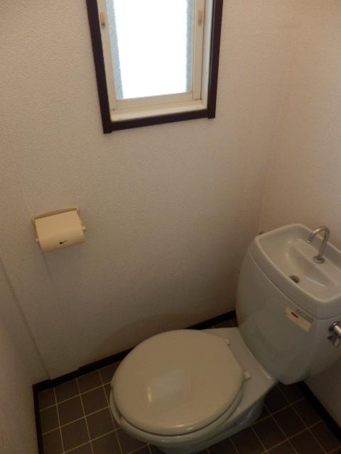 パナハイツ船橋 103号室のトイレ
