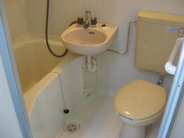 ローズクリフ 203号室の風呂