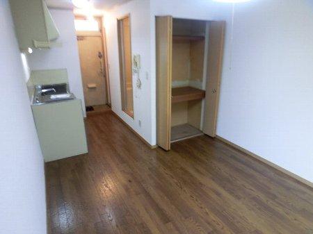 スターコート西船橋 205号室のベッドルーム