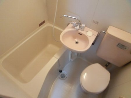 スターコート西船橋 205号室の風呂