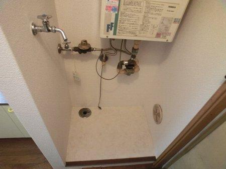 スターコート西船橋 205号室の洗面所