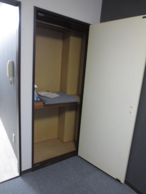 イマジン91 106号室の収納
