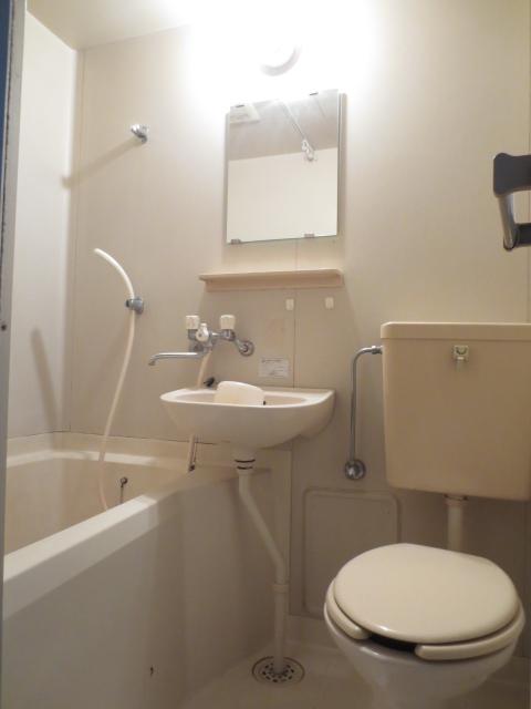 イマジン91 106号室の風呂