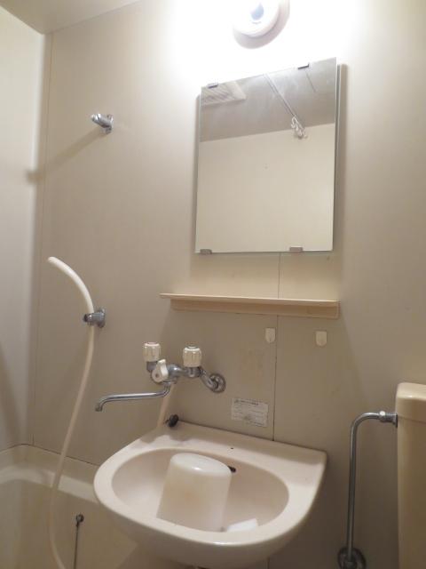 イマジン91 106号室の洗面所