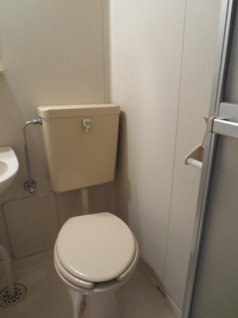 イマジン91 106号室のトイレ