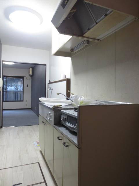 イマジン91 106号室のキッチン