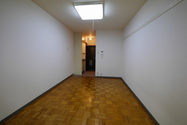 リバーサイドハイツ(解約) 306号室のリビング