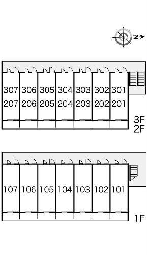 レオパレス桂Ⅱ 207号室のその他