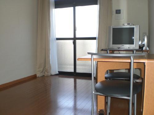 レオパレス桂Ⅱ 207号室のリビング