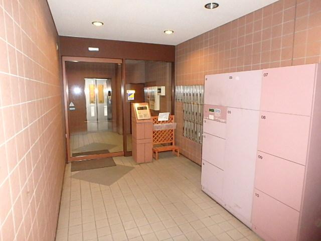 プロッシモ西船橋 303号室のロビー
