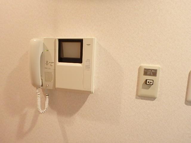 プロッシモ西船橋 303号室のセキュリティ