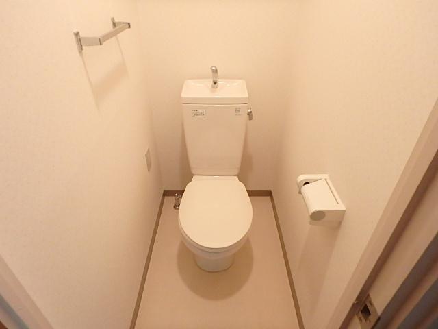 プロッシモ西船橋 303号室のトイレ
