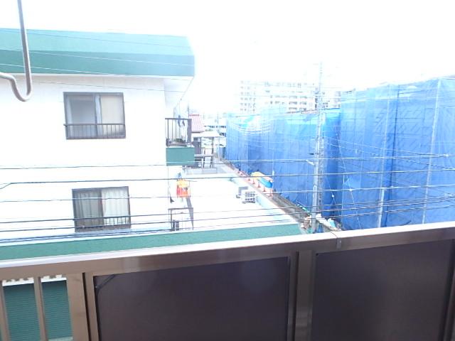 横山ビル 201号室の景色