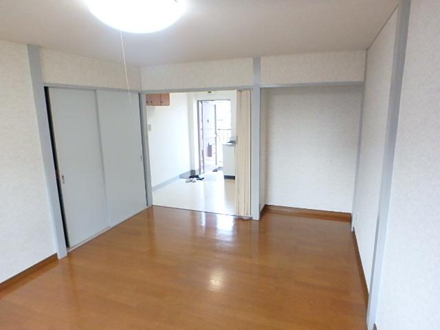 横山ビル 201号室の居室