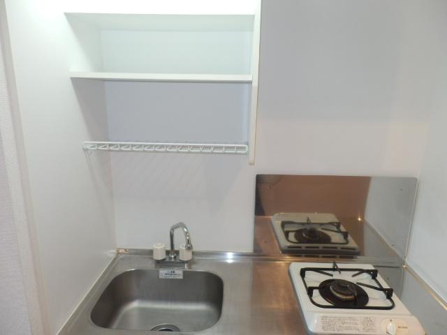 ジュエルコート学芸大壱番館 502号室のキッチン