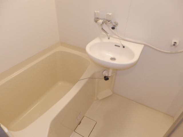 ジュエルコート学芸大壱番館 502号室の風呂