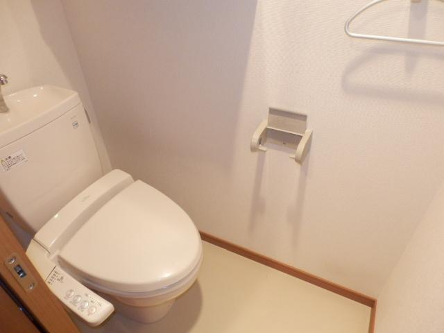 ジュエルコート学芸大壱番館 502号室のトイレ