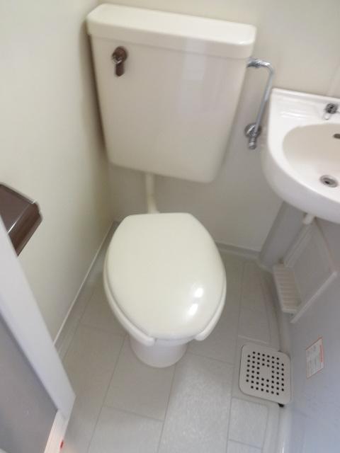メゾン・グランドール 201号室のトイレ