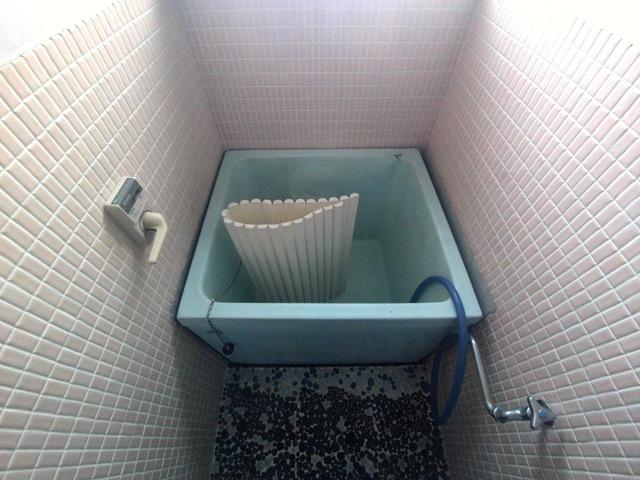 シャルム稲熊 2-C号室の風呂